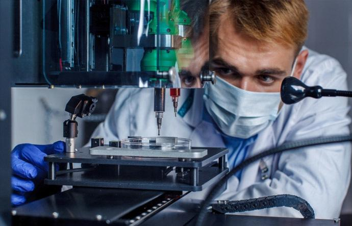 UK scientists develop new method to 3D print living tissues