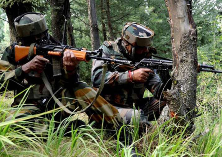 Pakistan yet again violates ceasefire