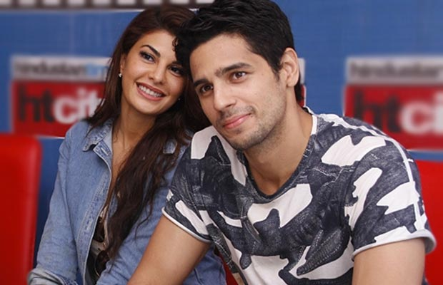 Sidharth Malhotra dating A Gentleman co-star Jacqueline