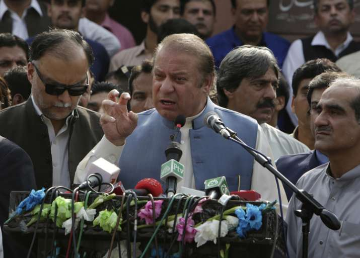 Nawaz Sharif files three appeals in Pak SC to review Panama