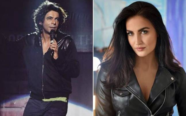 Sunil Grover not replacing Elli AvrRam as host