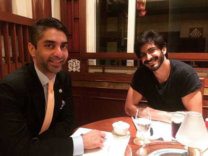 Harshvardhan 'stoked' to play shooter Abhinav Bindra in