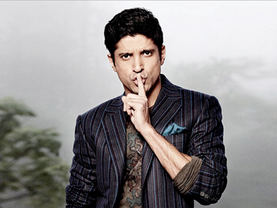 Farhan says his appearance in the film Daddy was a