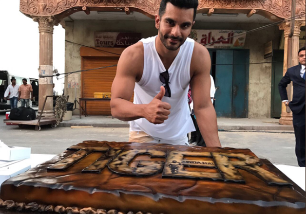 Tiger Zinda Hai Starring Salman and Katrina wraps