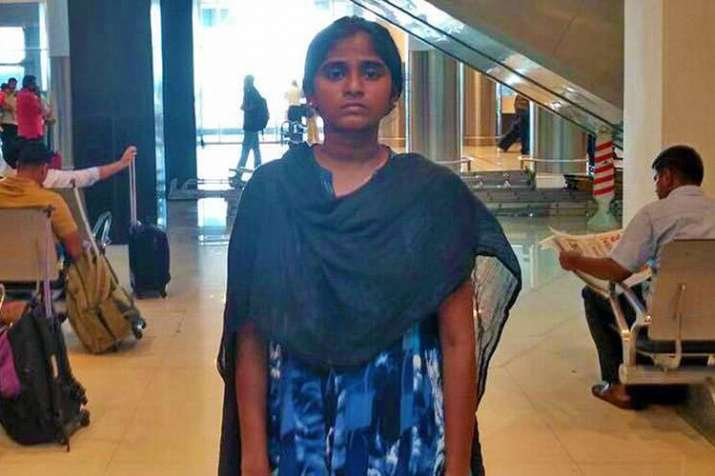 Anitha committed suicide allegedly for being unable to