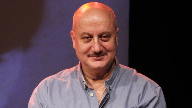 Anupam Kher appointed FTII chairman