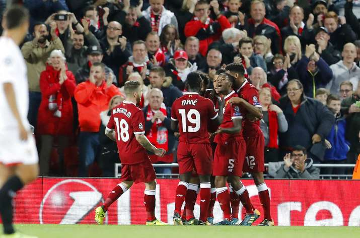 Liverpool sees familiar failings as Burnley deny Jurgen Klopp's men at Anfield
