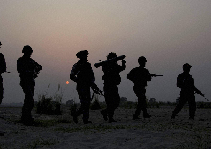 One killed, six injured in Indian shelling across LoC