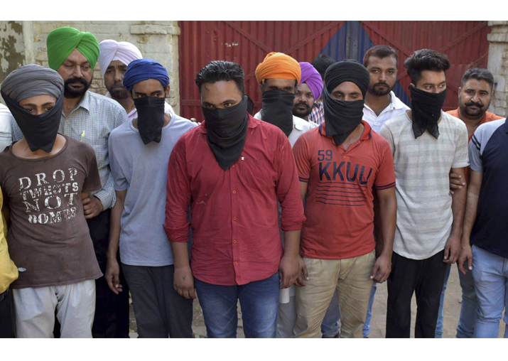 Belonging To Babbar Khalsa International Arrested