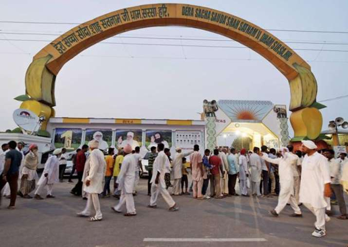 No move on successor, beware of rumours: Dera to followers