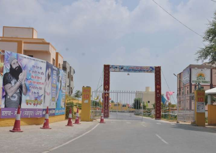 Dera headquarters search operation complete, says official