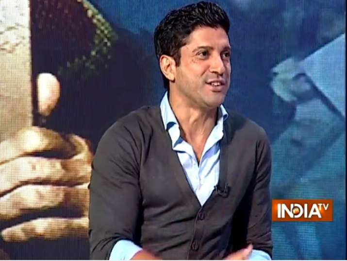 Farhan Akhtar speaks about his upcoming film Lucknow Central