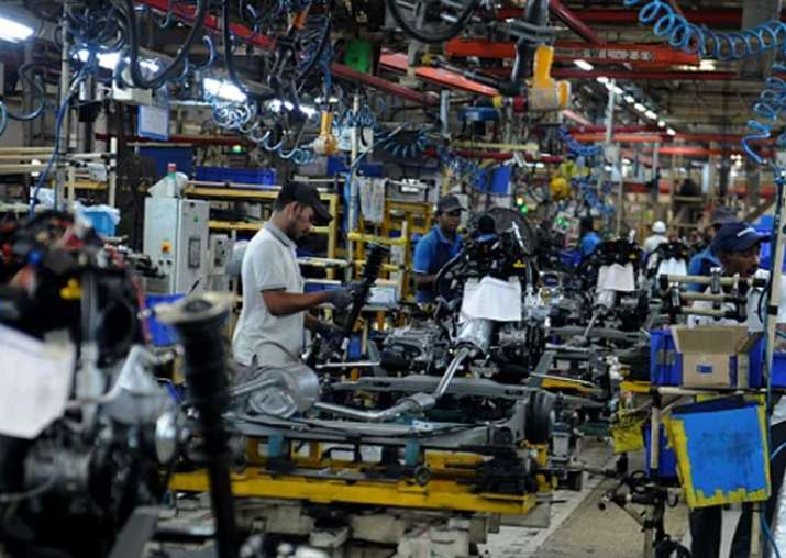 Representational pic - India's factory output rises
