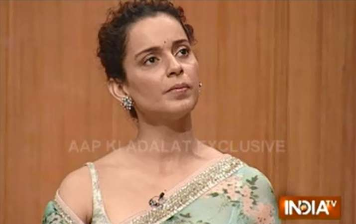Kangana Ranaut, Aap Ki Adalat, india tv