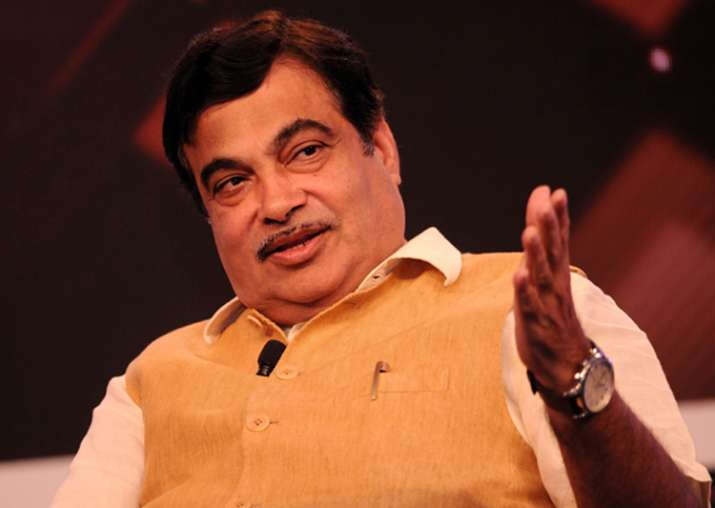 Nitin Gadkari parries questions on Union Cabinet reshuffle