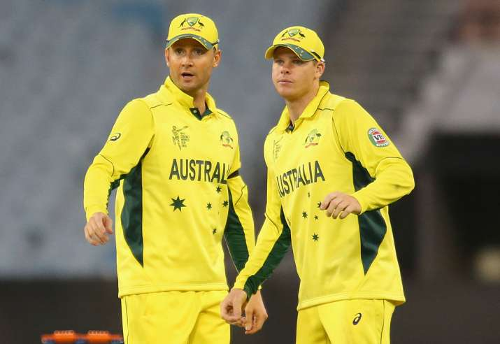 India beat Australia via D/L method in first ODI