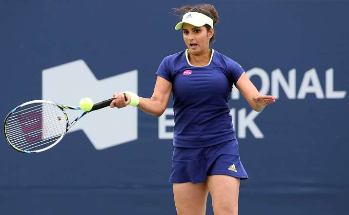 Sania Mirza China Open