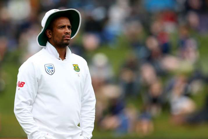 Philander out of first Test against Bangladesh