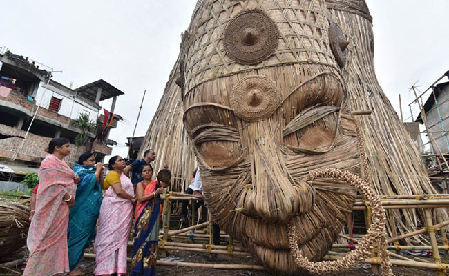 India Tv - Goddess Durga, guwahati