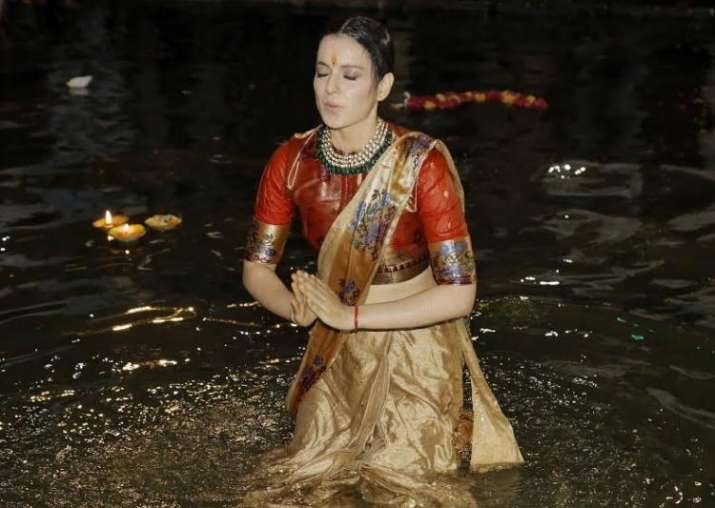 After Simran, Kangana Ranaut engrossed in this activity