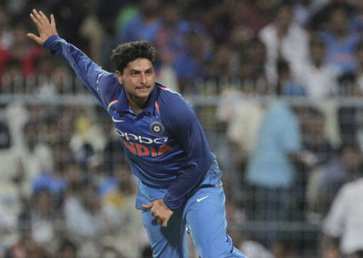 Australia bowlers keep India in check after Kohli ODI bash class=