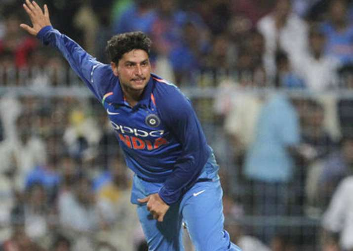 India Spin Out Australia with Kuldeep Magic at Eden