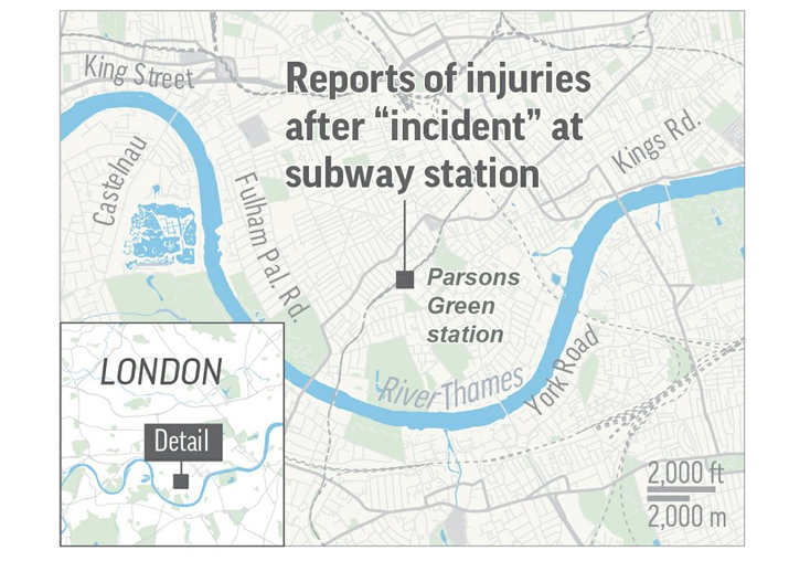 India Tv - London Parsons Green Tube Terror Attack