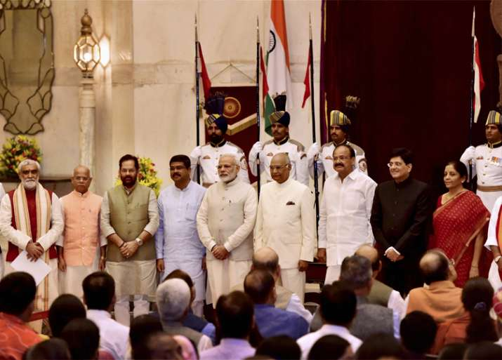 PM Modi picked new faces to deliver on his new India