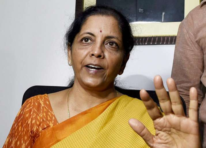 Newly appointed Defence Minister Nirmala Sitharaman speaks