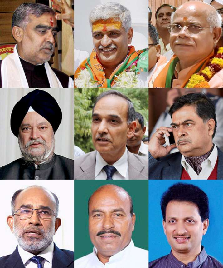 India Tv - Modi Cabinet reshuffle on Sunday: Nine new ministers to take oath