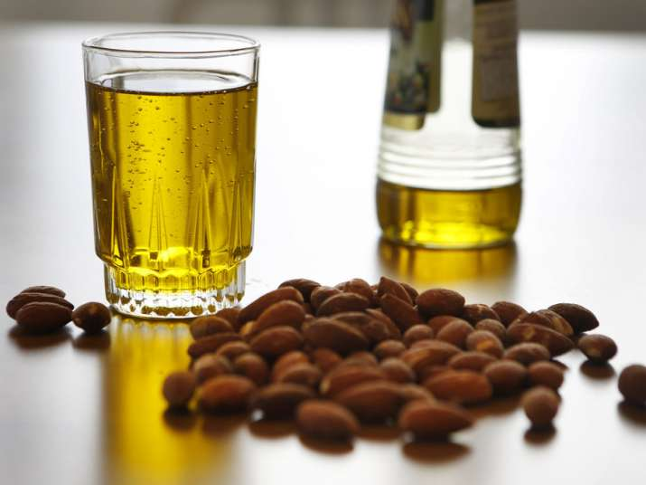 Olive oil, nuts