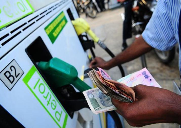 Govt cuts excise duty on petrol, diesel by Rs 2 per liter
