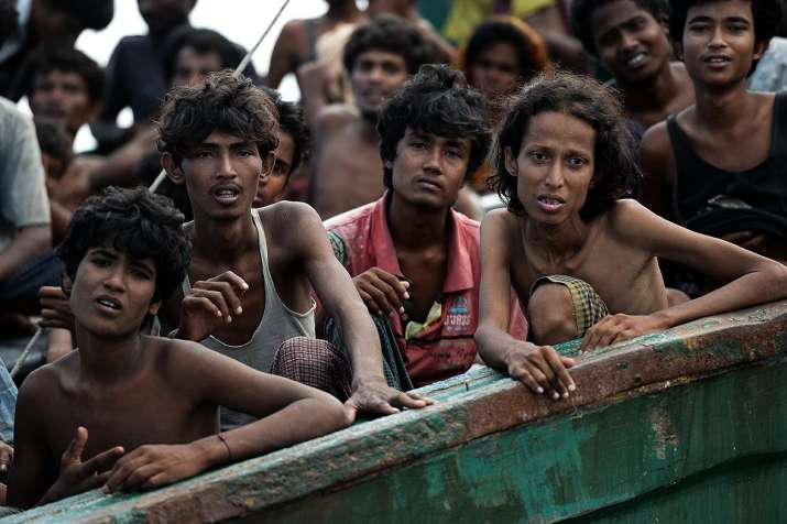 Centre firm on deporting Rohingyas asks SC not to interfere