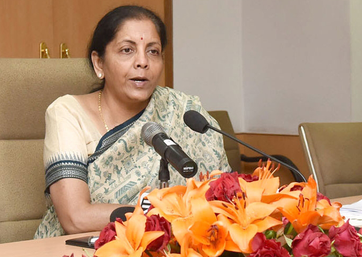 Image result for Nirmala chairs her first DAC meeting, Defence Minister Nirmala Sitharaman o
