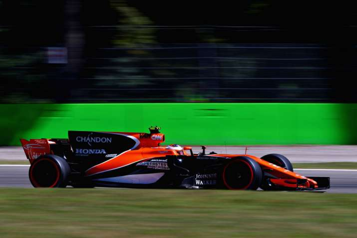 Formula One: Fernando Alonso set to stay with McLaren in 2018