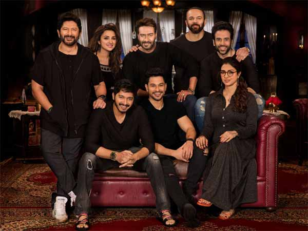 Golmaal Again actor Ajay Devgn says comedy isn't male