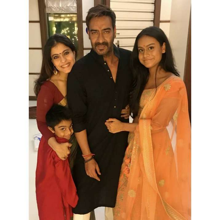 India Tv - ajay with family
