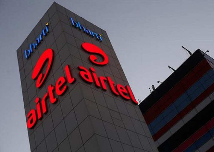 Airtel's total revenue from operations in 17 countries