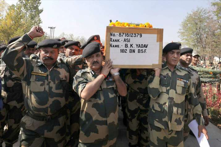 Fidayeen attack on BSF camp foiled