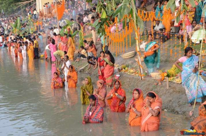 Chhath Puja 2017: Puja Time For Sunrise, Muhurat, Arag time
