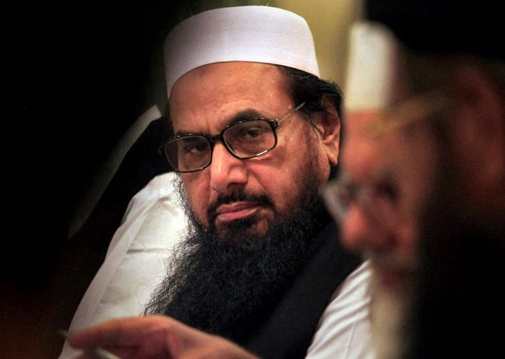 Hafiz Saeed's detention request withdrawn by Pakistan government