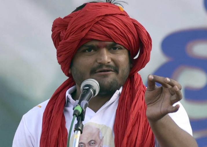 Congress invites Hardik Patel to contest Gujarat elections