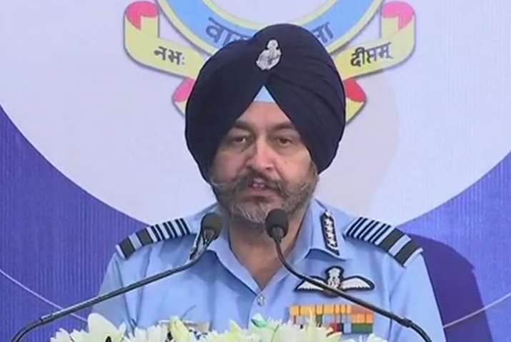 IAF capable of confronting Pak, China at same time: Dhanoa