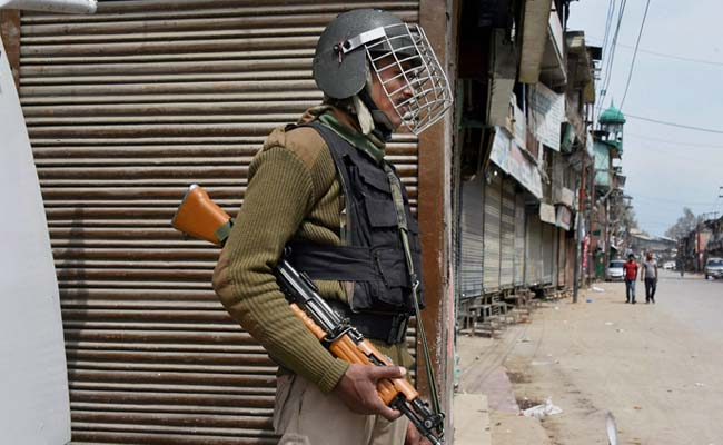 J&K: Police Officer Shot Dead by Terrorists in Tral