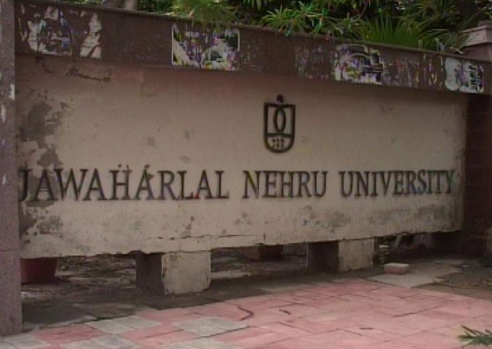 Show cause notice to 15 JNU students for staging gherao
