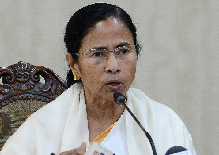 Mamata Banerjee: Won't link my mobile phone number with Aadhar