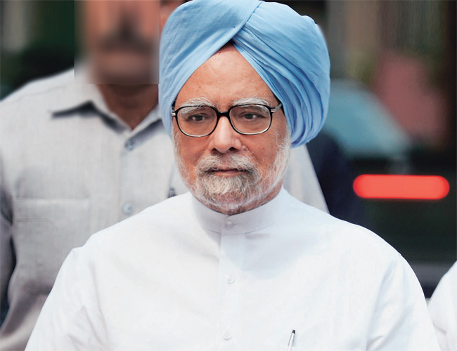 gst s faulty design has killed jobs and businesses manmohan singh