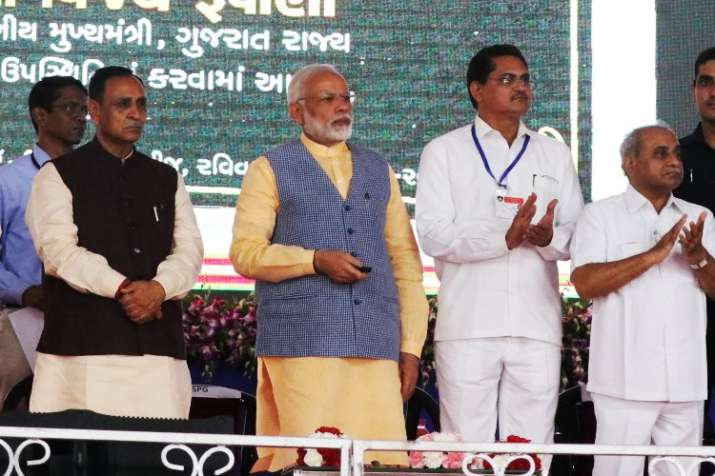 PM Modi inaugurates Ro-Ro ferry in Gujarat, calls it