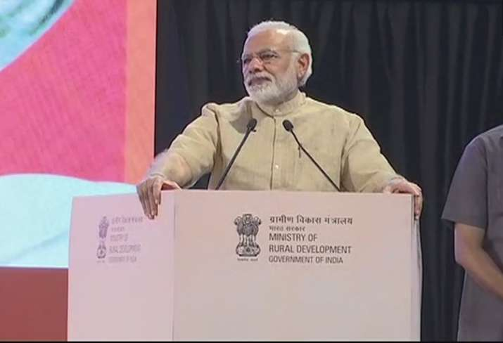 Just having best development ideas not enough: Prime Minister Modi