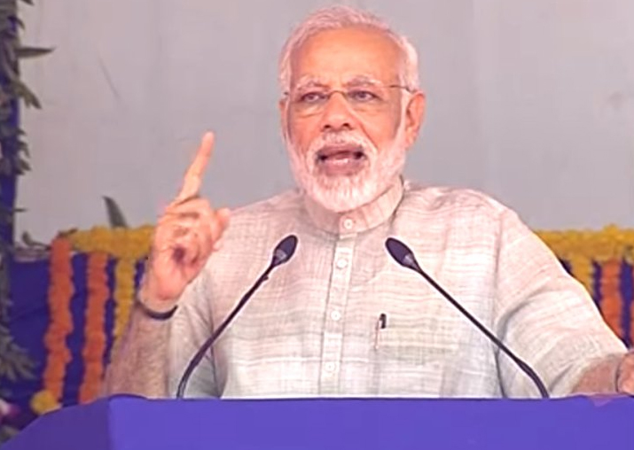 Modi in Gujarat: PM says 'one needs a vision and a dream
